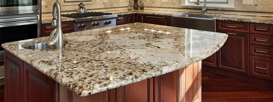 Kitchens With Marble Countertops Pictures